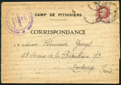 Camp de Pithiviers