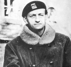 Malraux, colonel Berger