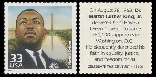 Discours Martin Luther King I have a dream