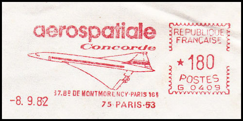 EMA Aérospatiale Paris