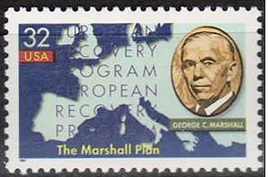ERP Marshall Plan USA