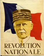 Affiche révolution Nationale